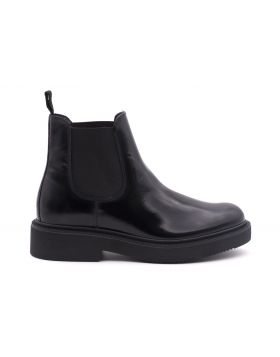 Chelsea Boot Woman in leather