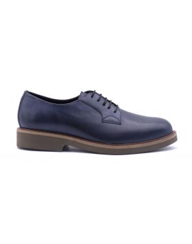 MEN'S DERBY PLAIN WITH EXTRA LIGHT RUBBER SOLE
